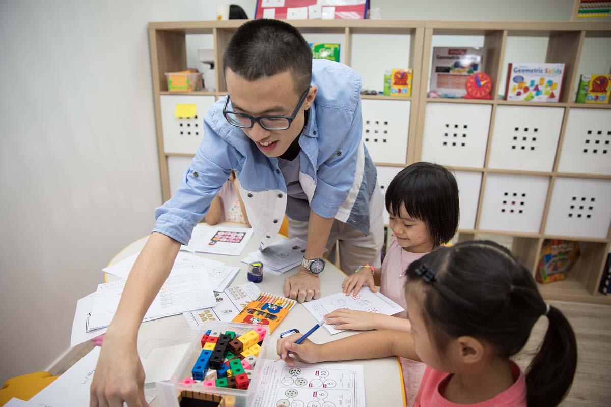 S.A.M Hong Kong Teacher and Pupils