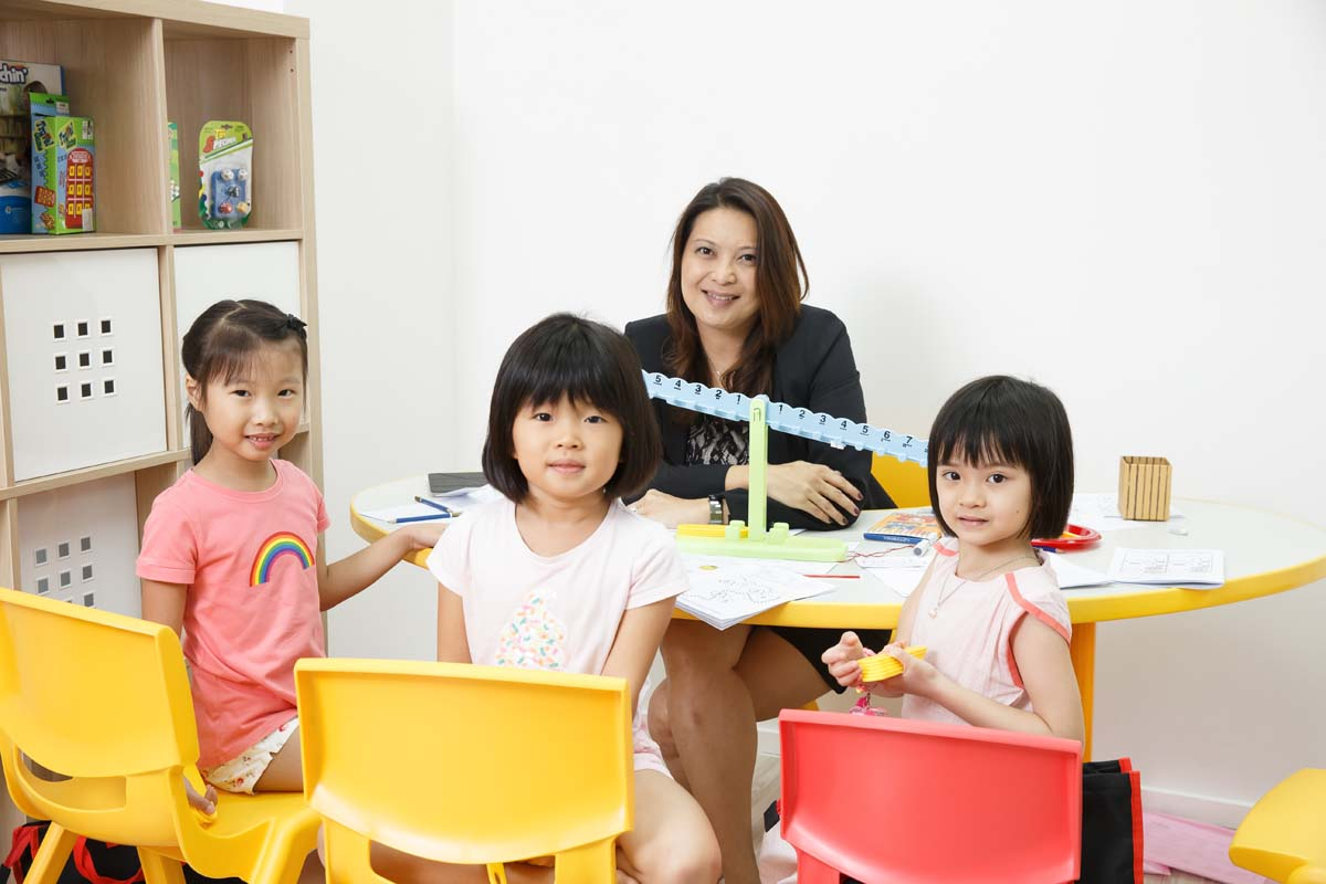 S.A.M Hong Kong Teacher and Pupil